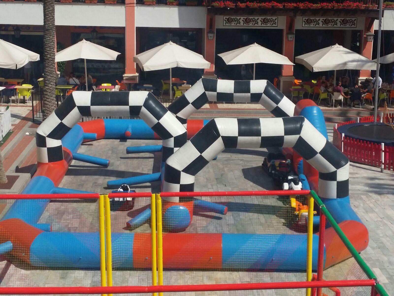 Circuito de coches